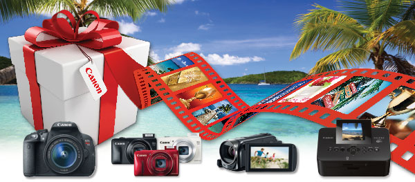 Canon Corporate Gifts & Incentives Program